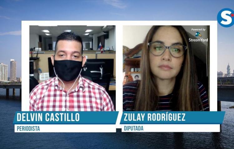 Diputada Zulay Rodríguez califica de egoísta petición de MIAMBIENTE