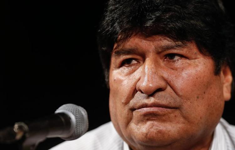 El Gobierno boliviano denuncia a Evo Morales por una relación con una menor