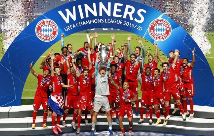 Coman da al Bayern Múnich su sexta 'Champions'