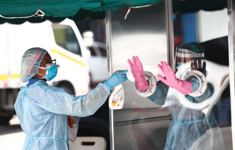 Países que integran el SICA reportan 363 mil 428 casos de covid-19