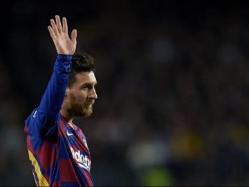 Messi comunicó que se quiere ir del Barcelona