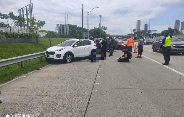 Balacera en el corredor Sur deja un muerto y varios heridos