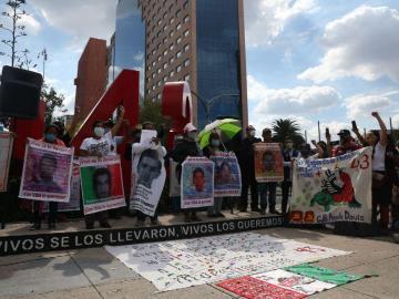 Desaparecidos en América Latina
