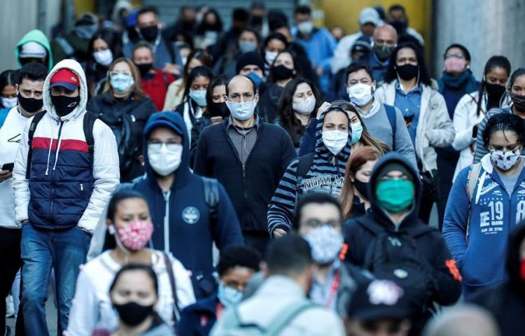 Italia registra 978 nuevos contagios con coronavirus y supera los 270.000