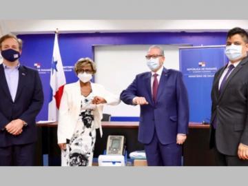 Reforzarán hospitales con 50 ventiladores