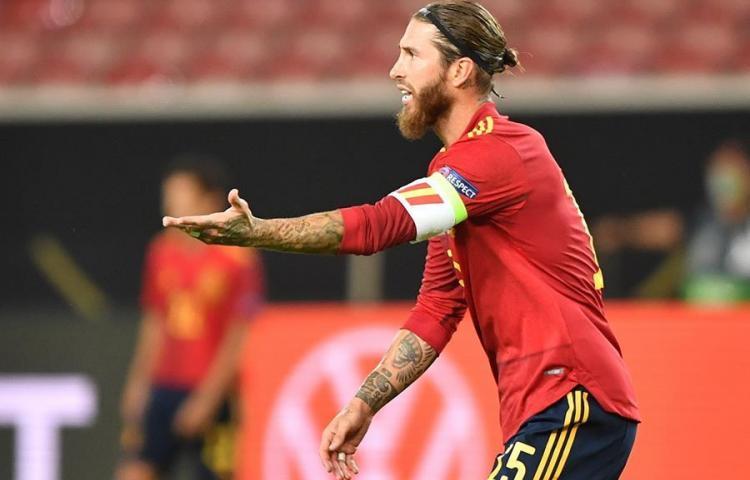 SergioRamos se convierte en el defensa más goleador