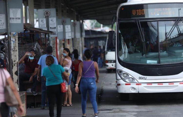 Más de 200 colaboradores de la empresa Mi Bus han sido afectado por el coronavirus