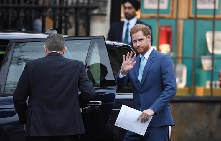 El Príncipe Enrique devuelve el dinero que costó reformar su mansión británica