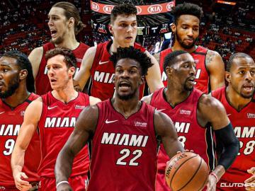 Heat, seis años después jugaran finales Conferencia Este