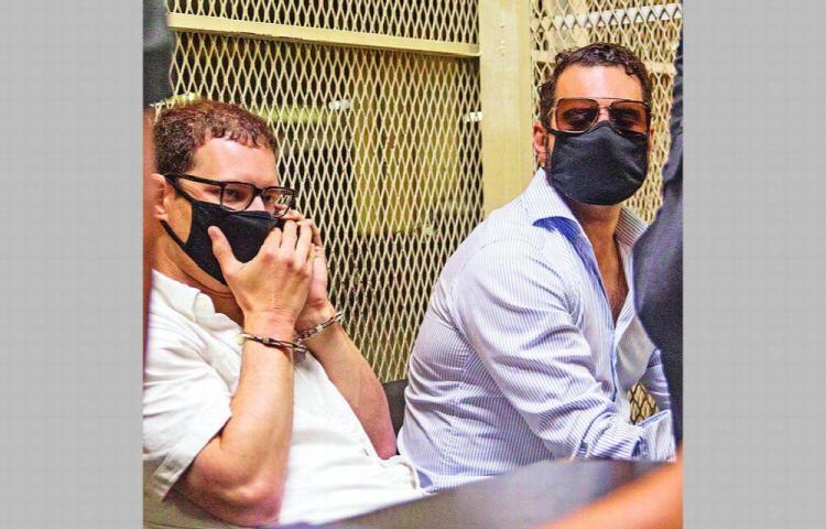Tribunal que condenó al 'Chapo' será el que decida el futuro de hijos de Martinelli