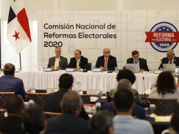 Retoman consulta sobre reformas electorales