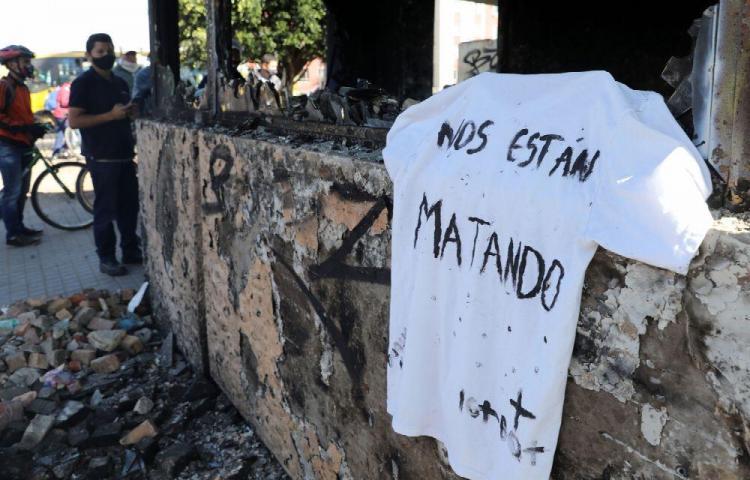 Protestas contra abuso policial dejan 8 muertos