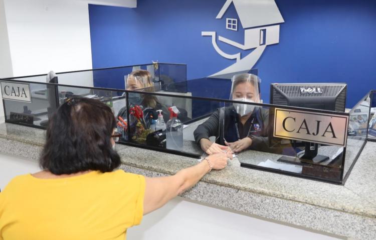 Banco Hipotecario recauda más de 3 millones de balboas en medio de la pandemia