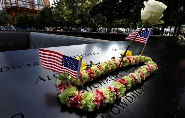 EE.UU. recuerda a los muertos del 11S