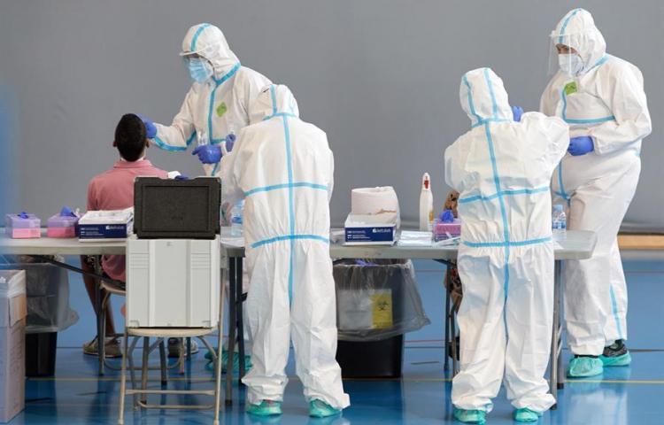 México rebasa 70.000 muertes y contabiliza 658.299 casos de covid-19