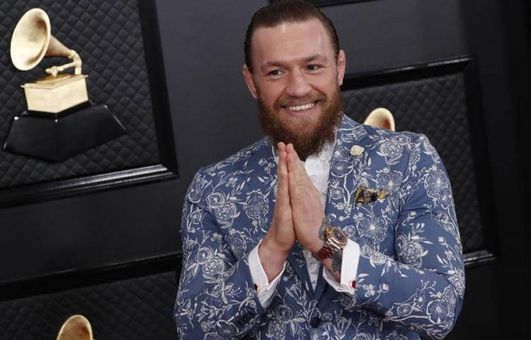 Conor McGregor, detenido en por agresión sexual