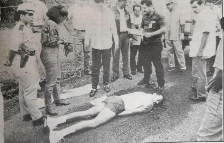 Diomedes Ábrego Bárcenas, otro crimen sin culpables