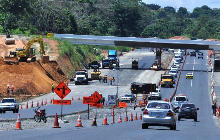 Autopista del oeste quedará como de paquete en febrero del 21