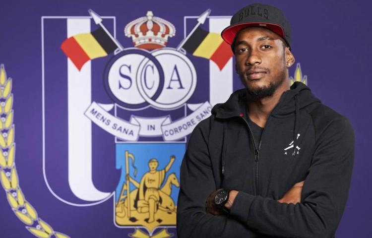 Michael Amir Murillo es importante en el Anderlecht