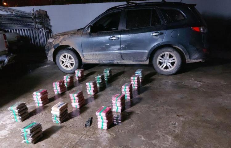 Gobernador guna cayó con drogas