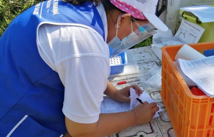 Panamá mantiene un total de 102, 832 personas contagiadas de covid-19