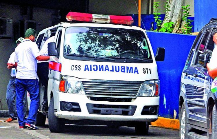 La CSS solo tiene 53 ambulancias