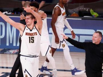 Nuggets eliminan a Clippers y les esperan Lakers
