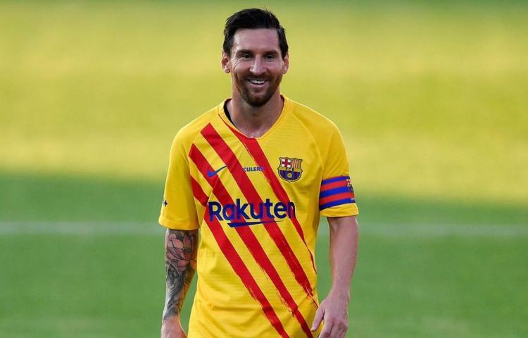 El álbum de LaLiga celebra retener a Messi