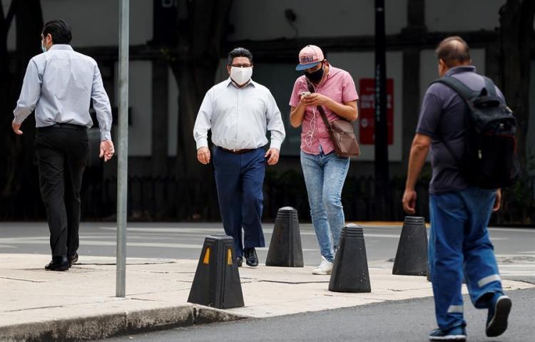 México roza las 72.000 muertes y supera los 680.000 casos de coronavirus