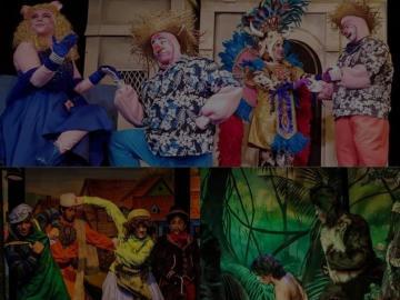 Cierra teatro infantil en Panamá a causa de la crisis sanitaria