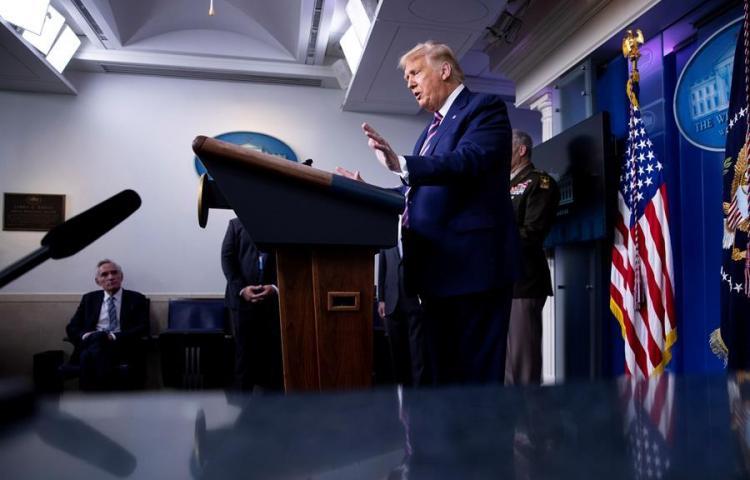"""Trump: """"Soy lo mejor que le ha pasado a Puerto Rico"""""""