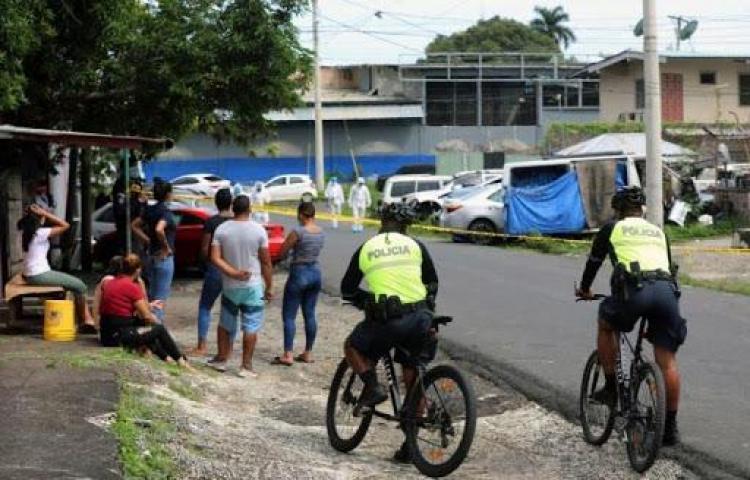 Un hombre es asesinado de varios disparos en Río Abajo
