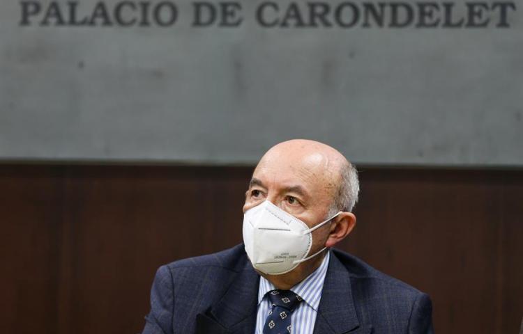 """""""Si no salimos todos, no sale nadie"""", dice el canciller Ecuador sobre COVID-19"""