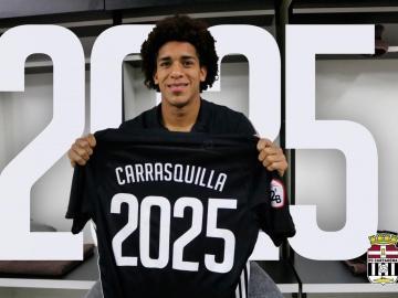 Adalberto Carrasquilla, en la mira del Real Madrid