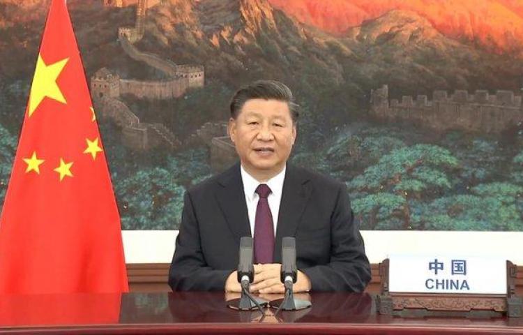 Esto fue lo que dijo el presidente de China Xi Jinping en la Asamblea de la ONU