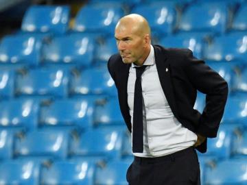 """Zidane: """"El Barcelona tiene plantilla para pelear por todo"""""""