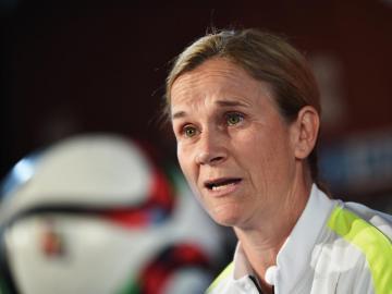 Jill Ellis participó en seminario de fútbol femenino de la CONCACAF