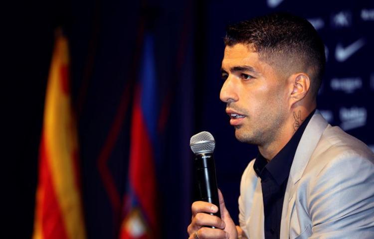 """Simeone: """"Luis Suárez nos da poder ofensivo"""""""