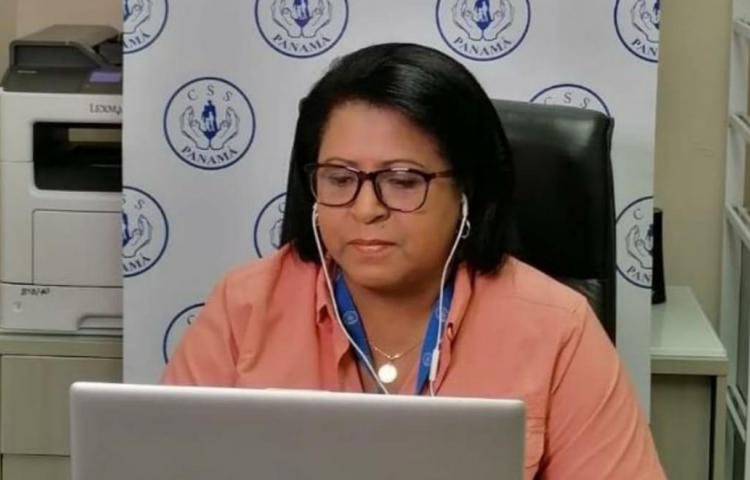 La CSS está de luto, falleció Angélica Torres