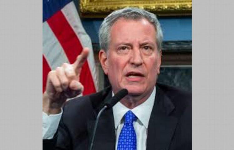 Nueva York registra mil casos