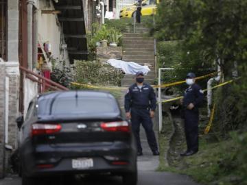 Sábado violento: Mataron a dos a balazos