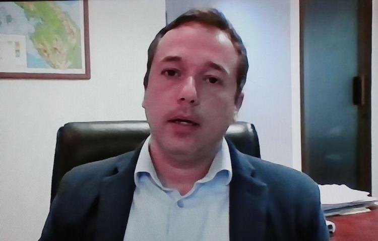 'Hay voluntad para unir al partido en apoyo a Cortizo', Jorge Rivera Staff