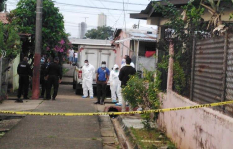 Le dan bala en La Nueva Concepción