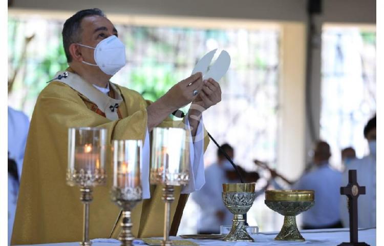 Conmemoran al Santo Patrono San Miguel Arcángel