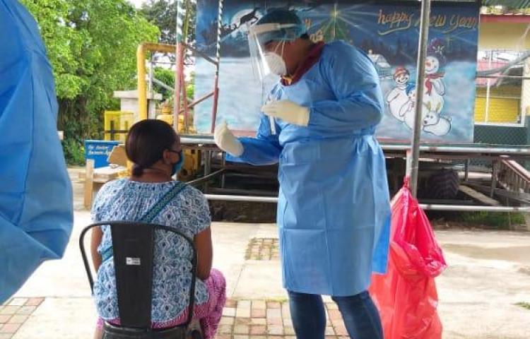 Panamá registra 742 nuevos casos de covid-19
