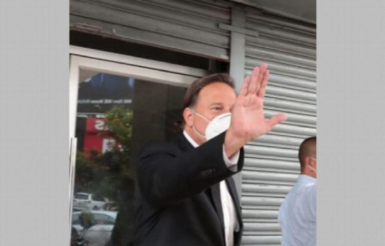 Varela llega al Avesa a pocos días de cerrar caso Odebrecht