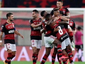 Independiente del Valle de Gabriel Torres, goleado por el Flamengo