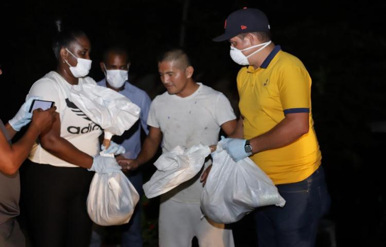 Plan Panamá Solidario: una labor útil en medio de la pandemia