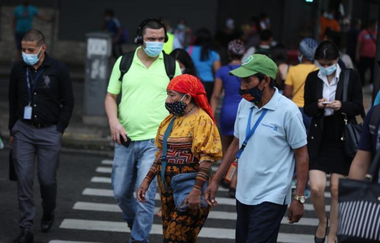 Panamá reporta 691 nuevos casos de covid-19