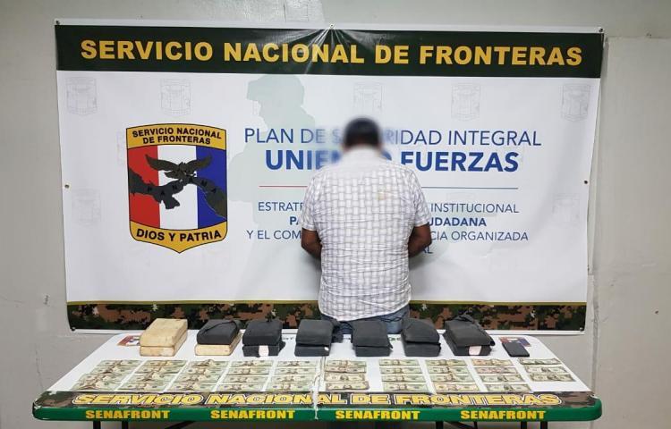 Atrapan a sujetos con supuestas sustancias ilícitas en Chepo